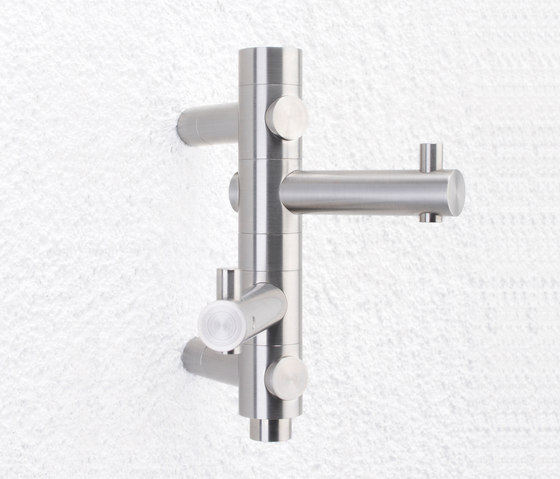 garderobenhaken gh 2 handtuchhaken von phos design. Black Bedroom Furniture Sets. Home Design Ideas