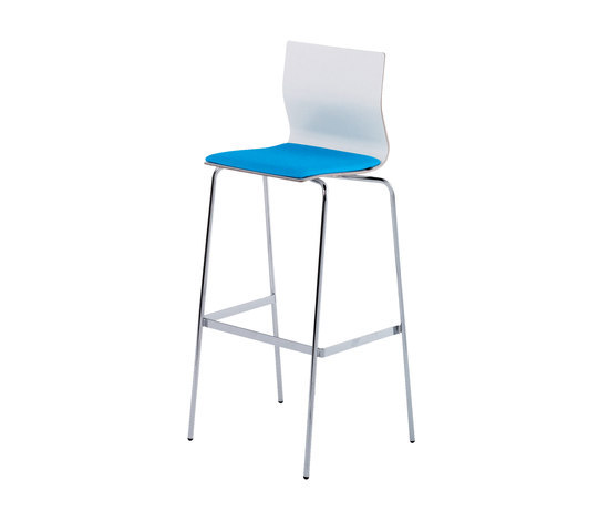 Adam bar stool de Materia | Taburetes de bar