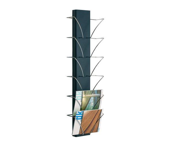 Ark magazine holder de Materia | Porte-revues