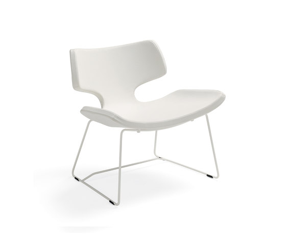 Bone easy chair by Materia | Lounge chairs