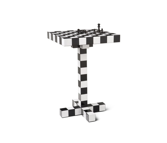 chess table by moooi | Side tables