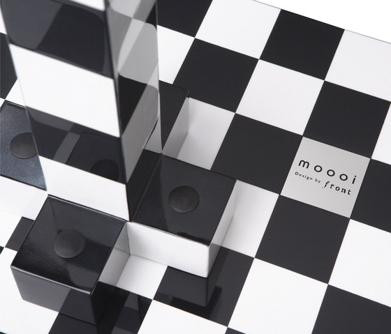 chess table de moooi | Tables d'appoint