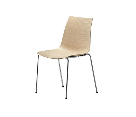 3D-Chair 780* de PEDRALI | Sillas multiusos