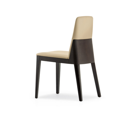 Allure 735 by PEDRALI | Restaurant chairs