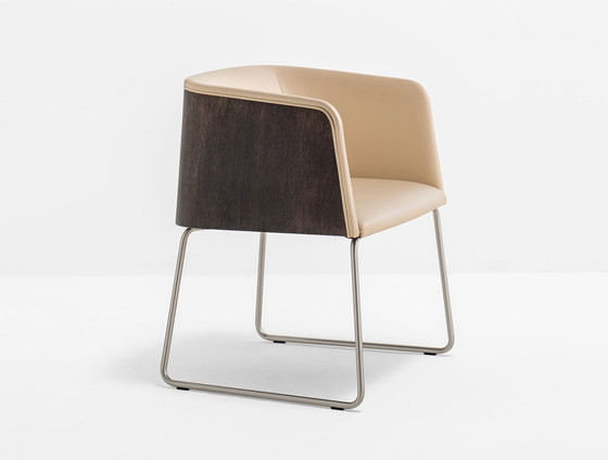 Allure 737 by PEDRALI | Visitors chairs / Side chairs