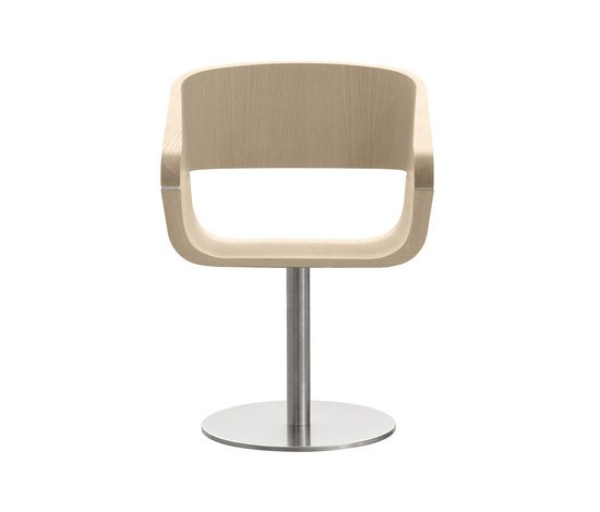 Apple 764 by PEDRALI | Visitors chairs / Side chairs
