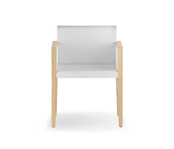 Box 742 by PEDRALI | Visitors chairs / Side chairs