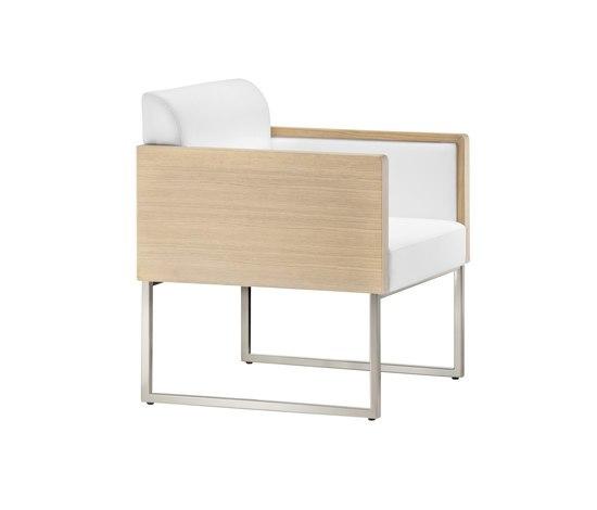 Box Lounge 741 by PEDRALI | Lounge chairs