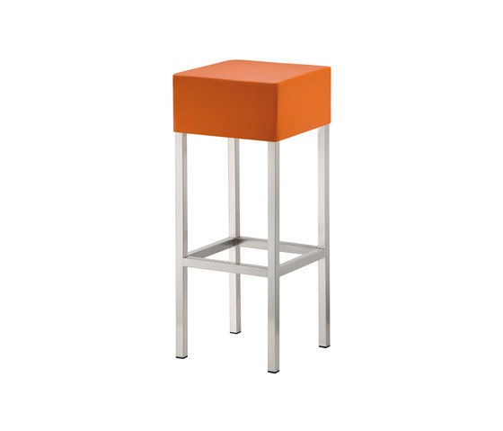 Cube 1401 by PEDRALI | Bar stools