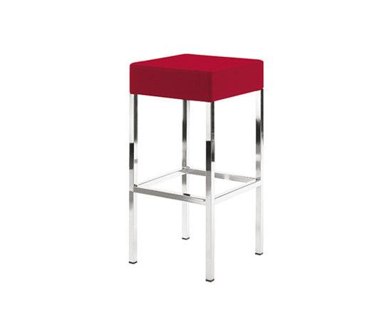Cube XL 1451* by PEDRALI | Bar stools