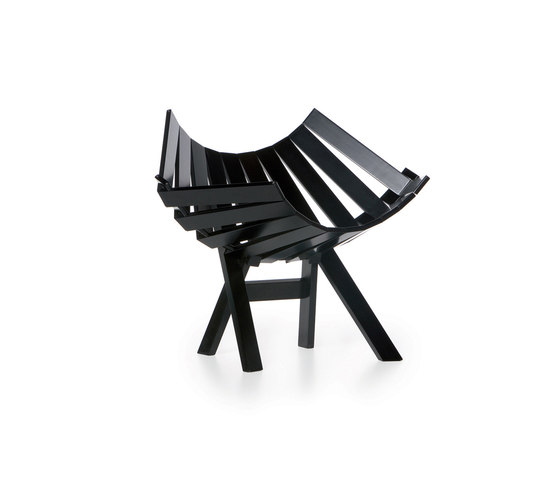 clip chair von moooi | Loungesessel