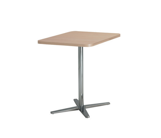 Centrum table von Materia | Cafeteriatische