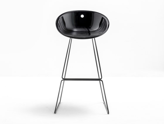 Gliss 906 by PEDRALI   Bar stools