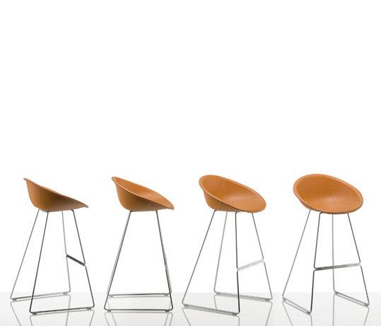 Gliss 936 by PEDRALI   Bar stools