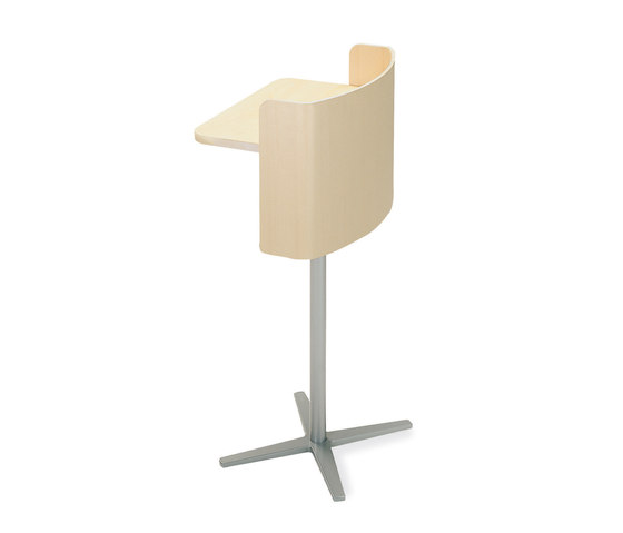 Centrum workstation by Materia | Lecterns