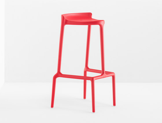 Happy 490 by PEDRALI | Bar stools