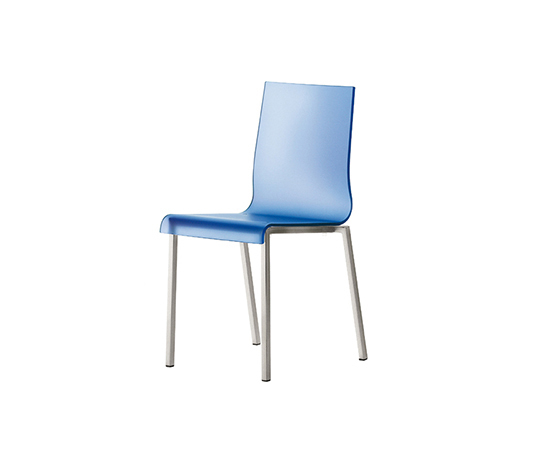 Kuadra 1171* by PEDRALI | Multipurpose chairs