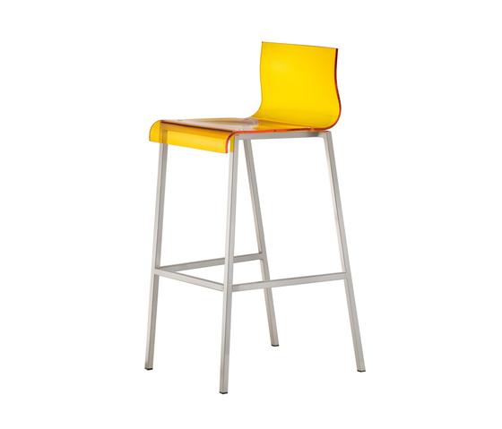 Kuadra 1176* by PEDRALI | Bar stools