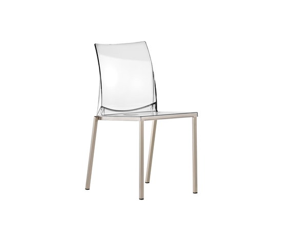 Kuadra 1271 by PEDRALI | Restaurant chairs