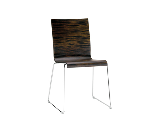 Kuadra 1328 by PEDRALI | Multipurpose chairs