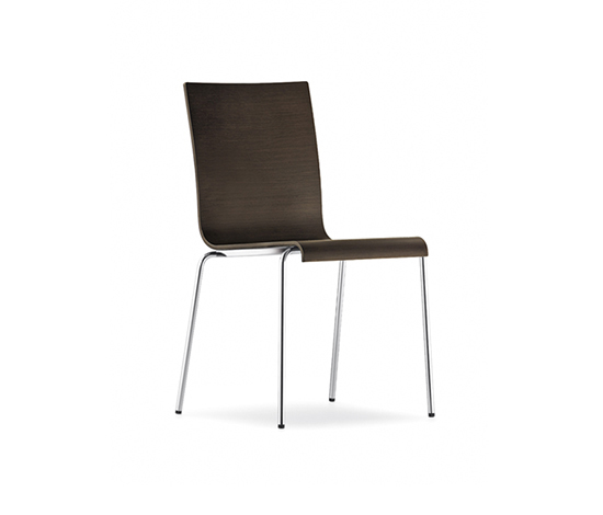 Kuadra 1331 by PEDRALI | Multipurpose chairs