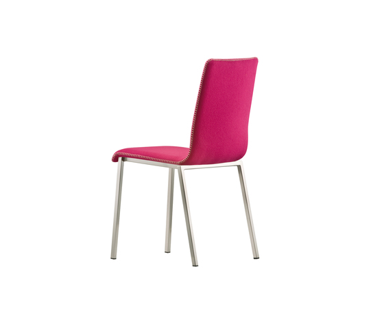 Kuadra 1010H by PEDRALI | Restaurant chairs
