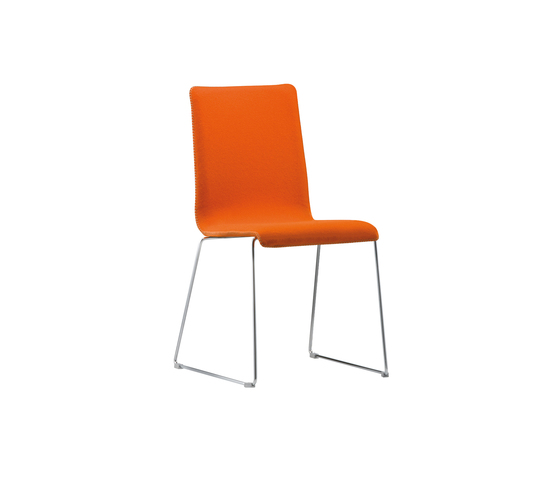 Kuadra 1058H by PEDRALI | Restaurant chairs