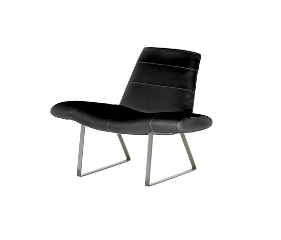 Mies 415 by PEDRALI | Lounge chairs