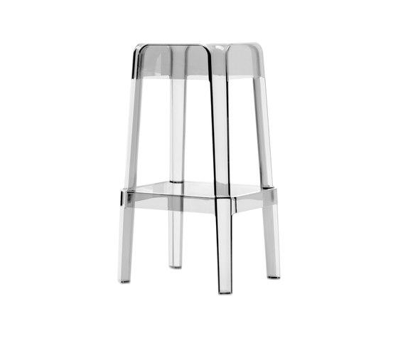 Rubik 580 by PEDRALI | Bar stools