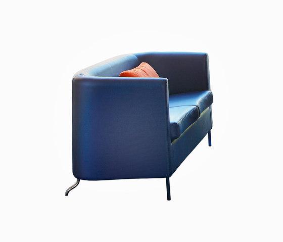 Club sofa by Materia | Lounge sofas