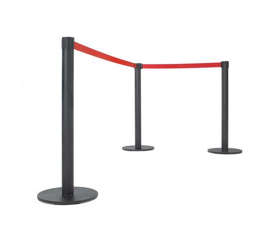 808 Postes de cinta extensible retráctil de Planning Sisplamo | Postes separadores