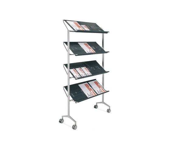 Look Espositore di Planning Sisplamo | Porta dépliant / riviste