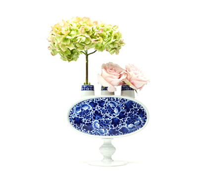 Delft Blue 3 by moooi | Vases