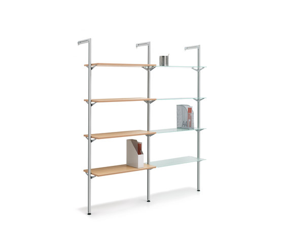 Ten Modular system by Planning Sisplamo | Shelving