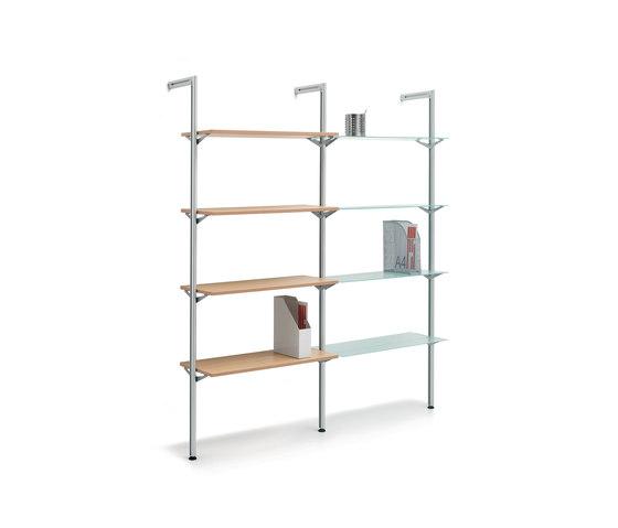 biblioth ques ten etag re modulaire system planning. Black Bedroom Furniture Sets. Home Design Ideas