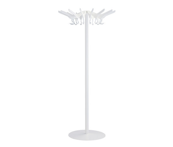 Hanger coat stand by Materia | Freestanding wardrobes