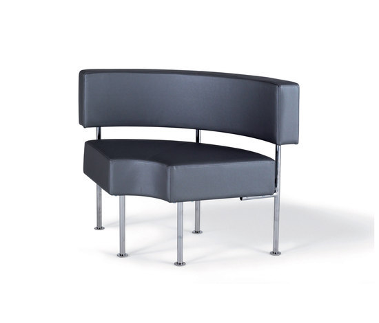 Longo sofa by Materia | Modular seating elements