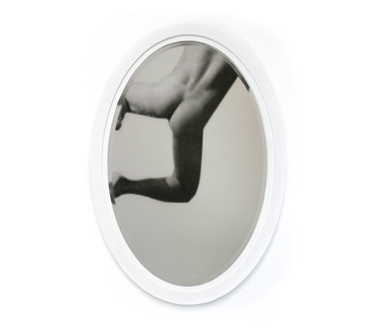 paper mirror by moooi | Mirrors