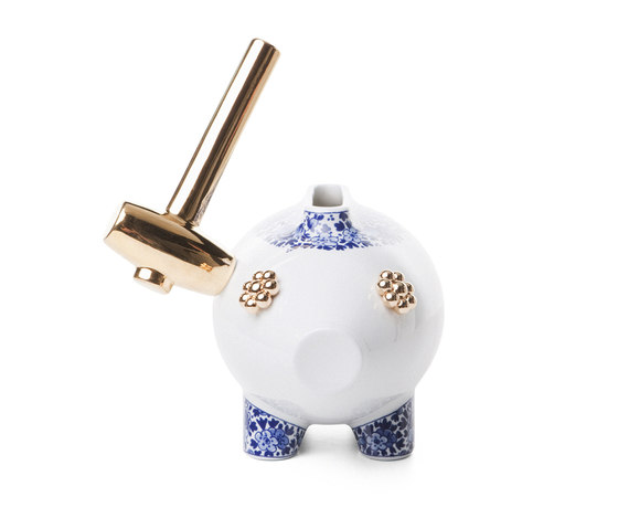 The Killing of the Piggy Bank di moooi | Bowls