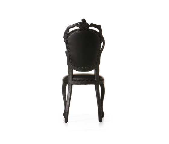 smoke Dining chair de moooi | Chaises de restaurant