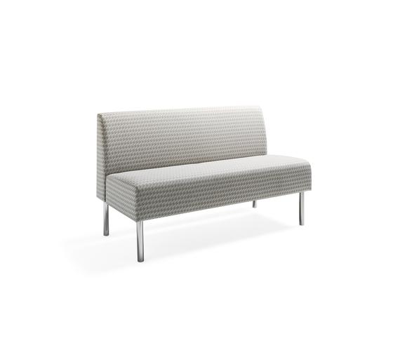Monolite 2-seater sofa by Materia | Lounge sofas