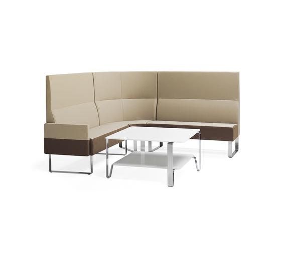 Monolite Compartment von Materia | Loungesofas