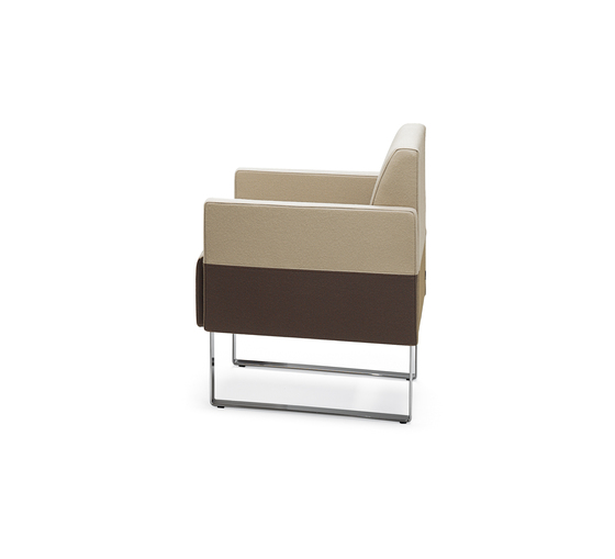 Monolite easy chair von Materia | Loungesessel