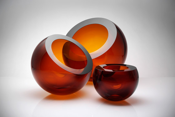 Mo | mandarine by Anna Torfs | Bowls