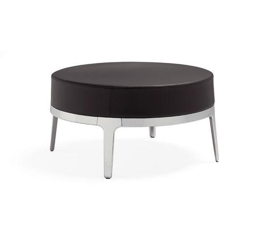 Omni stool de Materia | Poufs