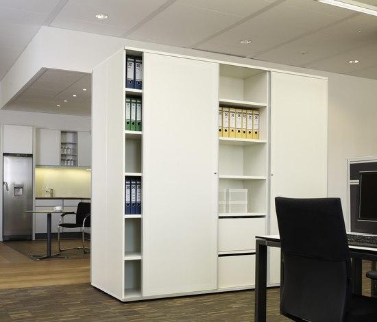 basic S Shelf system by werner works | Cabinets