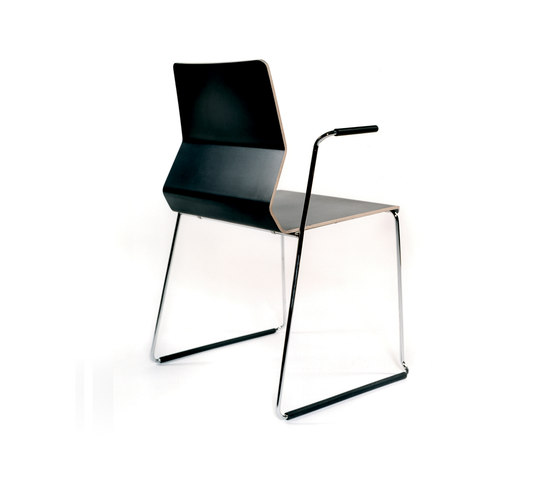 Viper armchair by Materia | Multipurpose chairs