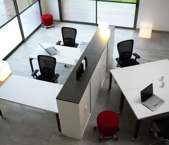 Epure by Haworth | Individual desks