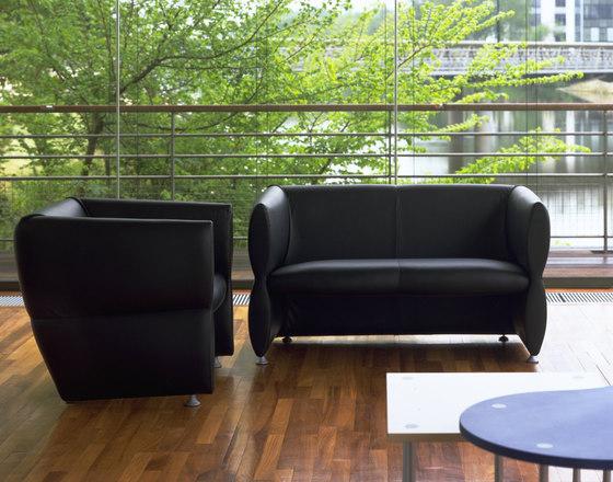 Huit by Haworth | Lounge sofas