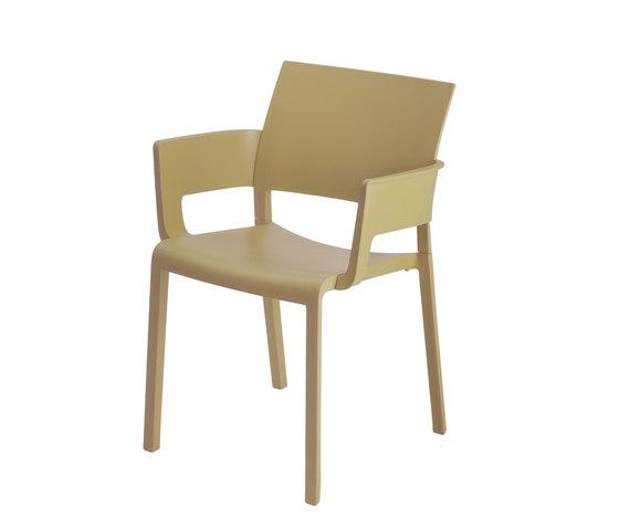 fiona silla con brazos de Resol-Barcelona Dd | Sillas